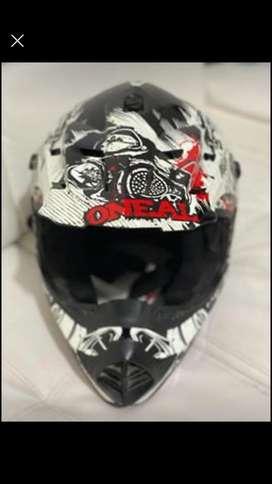 Casco oneal motocross y enduro