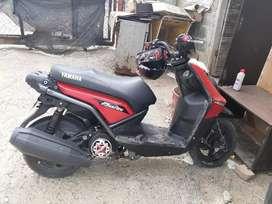 Se vende moto bwis en perfecto estado