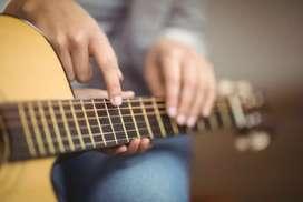 Clases de guitarra y música para todas las edades