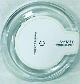 Cargador inalámbrico fantasy por inducción Qi
