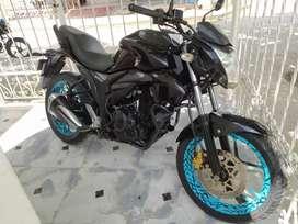 Moto gixxer 150