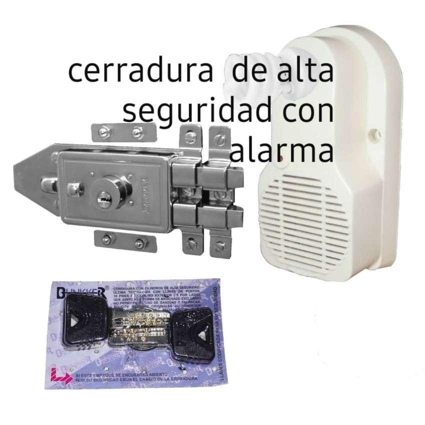 Cerradura de seguridad 0