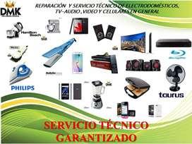 Servicio tecnico de electrodomesticos en gral