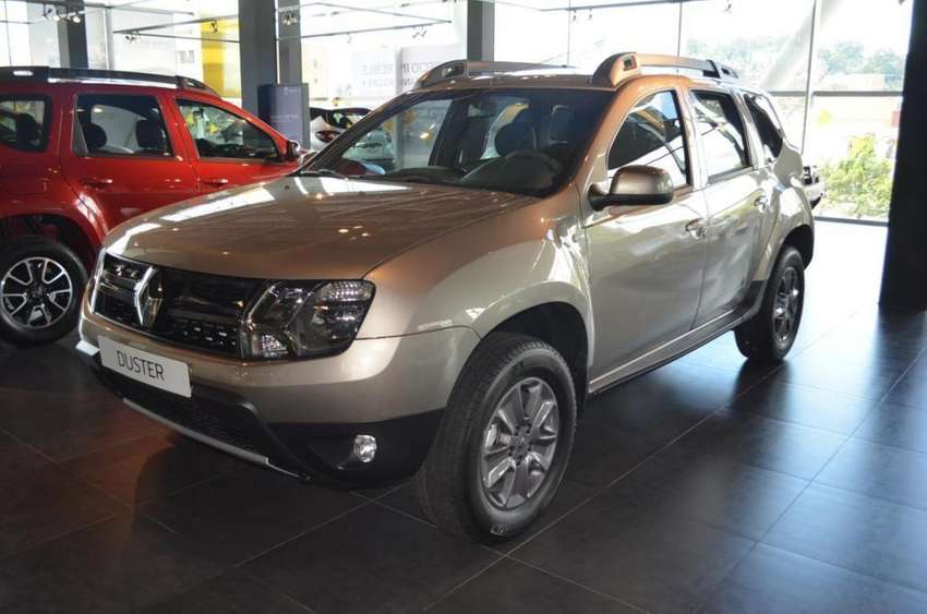 RENAULT DUSTER 2.0 AT 0