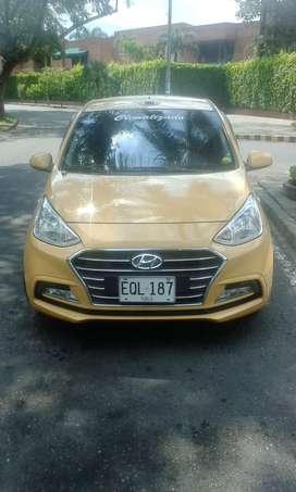 Se vende Hyundai Grand i10 Sedan , modelo 2019.