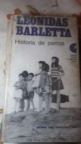 HISTORIA DE PERROS (usado)