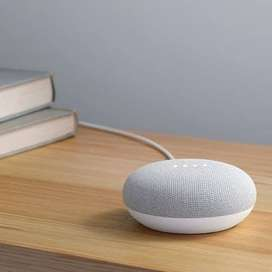 Asistente Inteligente Google Home