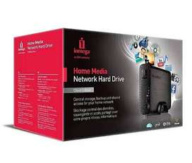 IOMEGA HOME MEDIA NETWORK CLOUD EDITION 4TB REPRODUCTOR MULTIMEDIA