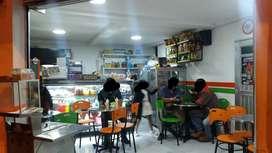 Venta  cafeteria