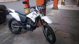 Moto Sukida 200cc