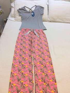 Pijama de pantalón