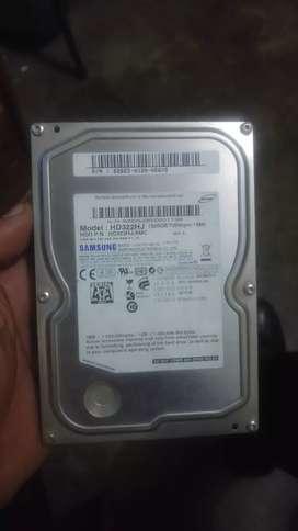 Disco duro sata samsumg 320 gb