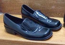 Zapatos Bosi Talla 41 Cuero