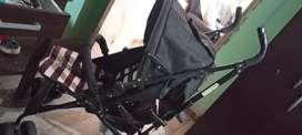 Vendo changuito Corralito y silla de bebe