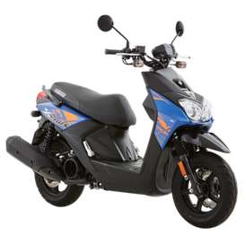 Yamaha BWS FI MOD 2021