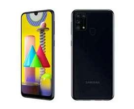 Samsung M31 - 1 mes Uso