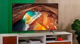 """Televisor Samsung 55"""" QLed Q60R 4k."""