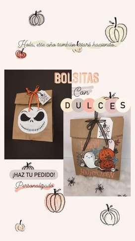 Bolsitas de Halloween