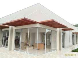 Casas prefabricadas terminadas
