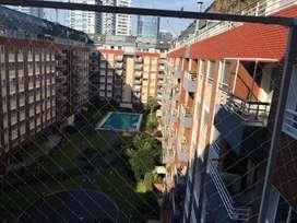 Seguridad con redes balcones, ventanas, escaleras