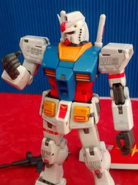 Lote #10 Gundam HCM PRO RX-78-2