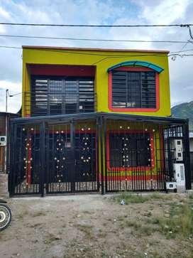 Se vende casa para estrenar en el barrio bella vista!