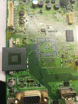Cambio chip de video Reballing Risaralda