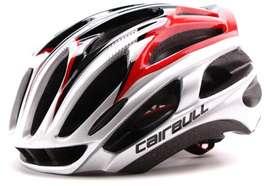 Casco Bicicleta Cairbull 29 Salidas De Aire T: L Com Rojo