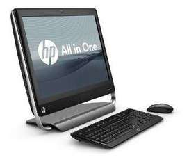 Pc Only One Hp Touchsmart520pc negociable