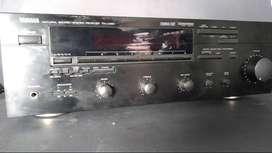 Vendo amplificador Yamaha - Para repuestos -