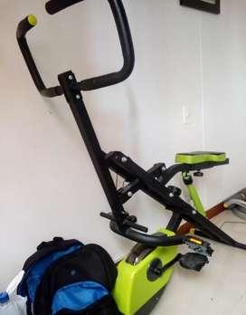 Bicicleta multifuncional  Body crunch evolution