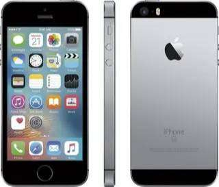 IPhone 5S (Space Grey, 16GB) 0