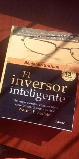 Inversor inteligente Libro Nuevo Benjamín Graham