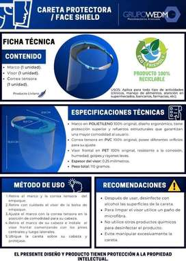 Caretas Bioseguridad