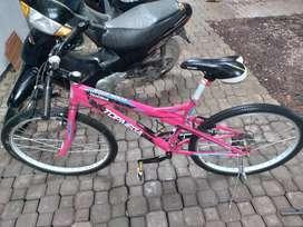 Vendo excelente bicicleta nueva sin uso