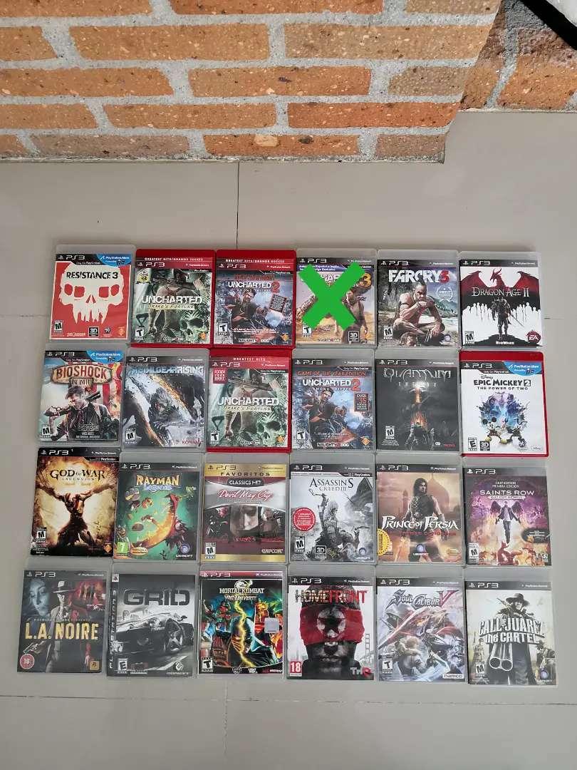 Video juegos de ps3