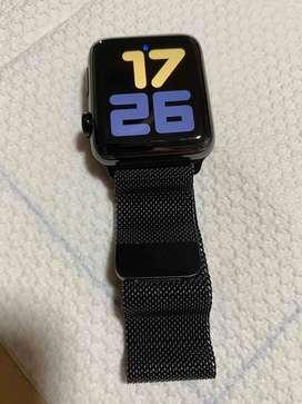 Apple Watch Serie 3 Versión Black Stainless Steel