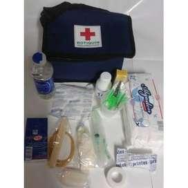 Botiquin Termico Paramedico Rescate Con 70 Elementos