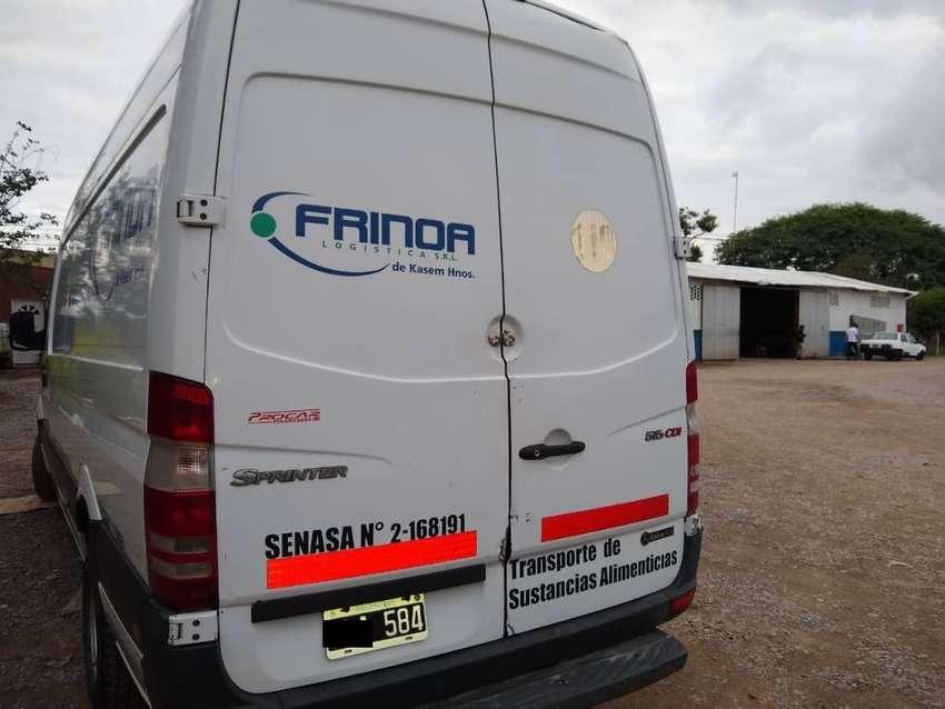 Sprinter Furgon 515, modelo 2014, excelente estado 0