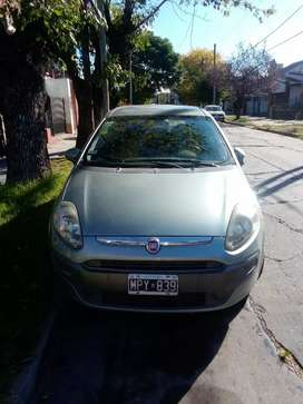 Se vende Fiat punto 1.6 16 v 2 mano en el estado q se encuentra