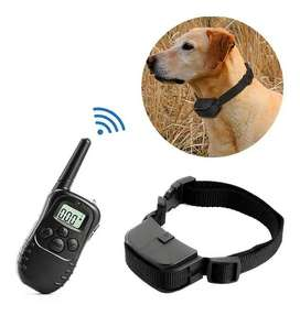 Collar Enseñanza Canina Control Remoto Recargable