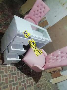 Muebles para peluqueria y spa