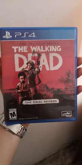 The walking dead capítulo final