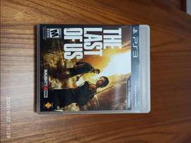 """Juego Físico PS3 """"The Last Of Us"""" Impecable"""