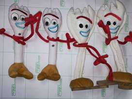 Lindos Peluches de Forki de Toy Story