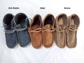 zapatos forche color miel,arena,gris raton