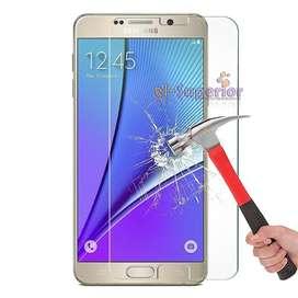 Film Protector Glass Vidrio Templado Samsung Galaxy J5 Prime Obelisco