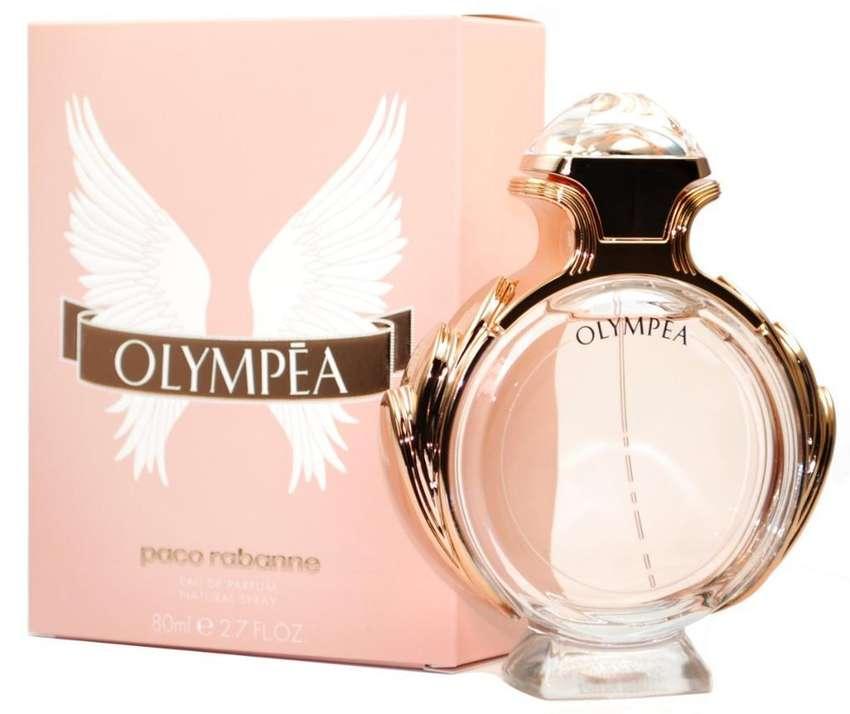 Perfume Olympea Paco Rabanne Dama 0