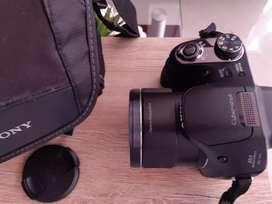 Camara Sony DSC H400 63x optical zoom
