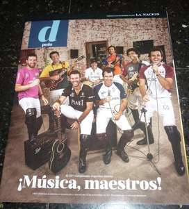 revista La Nacion Polo Previo Abierto Argentino de Polo 2014 noviembre
